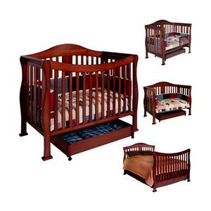 The Da Vinci Parker Crib Review Da Vinci 4 In 1 Convertible Crib